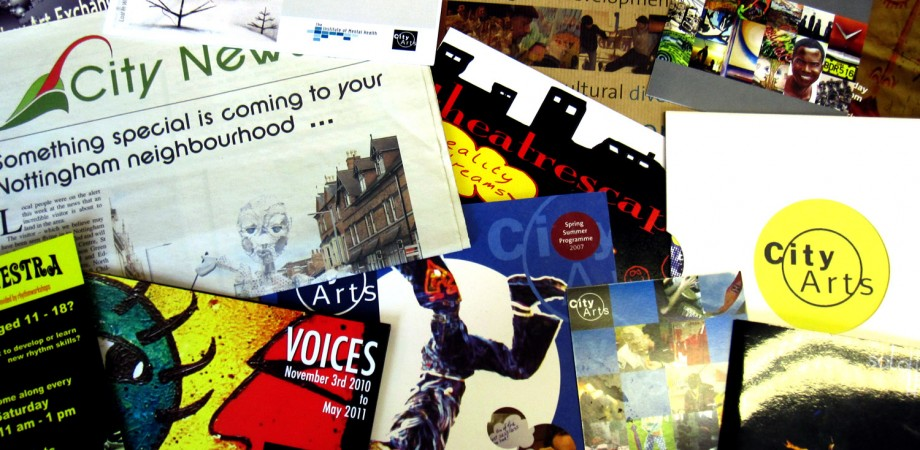 Archive Promotional Materials
