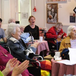 Singalong with Care Home Residents